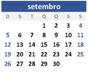 setembro 2021