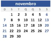 novembro 2021