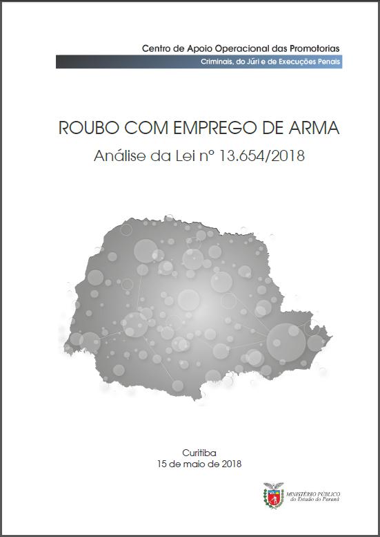 Estudo Lei 13654/2018