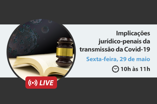 Live - implicações juridicas do covid