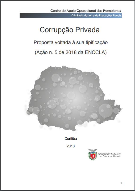 Corrupção privada
